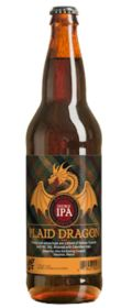 Alley Kat Dragon Series Plaid Dragon Double IPA