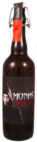 Abbey Monks' Tripel Ale Reserve