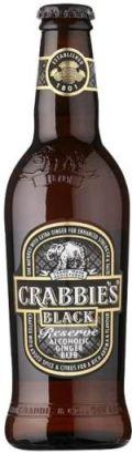 Crabbie's Black Reserve Alcoholic Ginger Ale