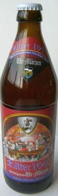 Ritter St. Georgen Ritter 1645 Ur-Märzen