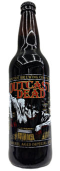 Ironfire Outcast Dead Imperial Red Ale
