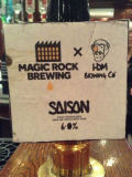 Hand Drawn Monkey / Magic Rock Saison