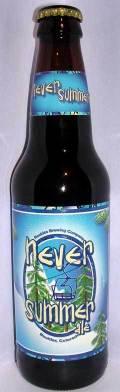 Boulder Beer Never Summer Ale