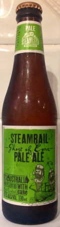 Steamrail Ghost of Eyre Pale Ale