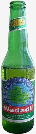 Wadadli Antigua Lager Beer