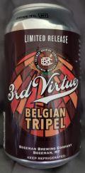 Bozeman 3rd Virtue Belgian Tripel