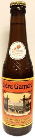 Brasseurs de Lorraine Bière Gamote