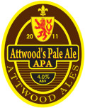 Worcestershire Attwood's Pale Ale (APA) [prev Attwood]