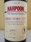 Harpoon 100 Barrel Series #45 - Director's Cut