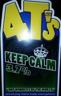4T's Keep Calm