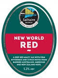 Saltaire New World Red