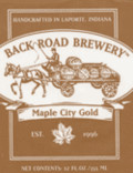 Back Road Maple City Gold