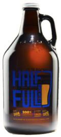 Half Full Rye IPA