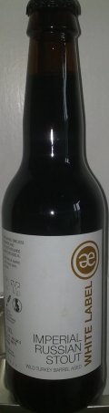 Emelisse White Label Imperial Russian Stout (Wild Turkey BA)
