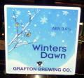 Grafton Winter's Dawn