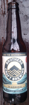 Brothers The Admiral IPA