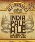 Ale Project India Pale Ale Naturtrüb