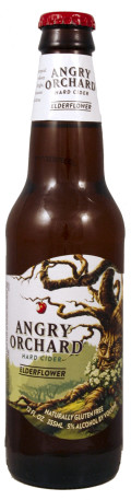 Angry Orchard Elderflower