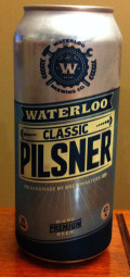 Brick Waterloo Classic Pilsner
