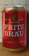 Saverne Fritz Bräu