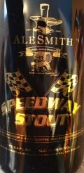 AleSmith Speedway Stout - Bourbon Barrel Aged: Kopi Luwak