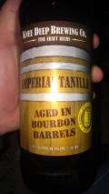 Knee Deep Imperial Tanilla (Bourbon Barrel)