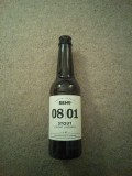 Brew By Numbers 08/01 Stout - Export Strength