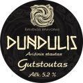 Dundulis Gutstoutas