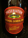 The Bruery Imperial Loakal Red