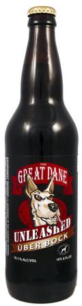 Great Dane Un-Leashed  #3 - Über Bock