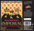 Mother's Imperial Three Blind Mice - Raspberry