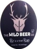 Wild Beer Put it in Your Pipe
