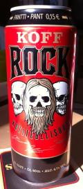 Sinebrychoff Koff Rock By Kotiteollisuus