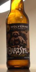 Wolverine State Barista Coffee Lager