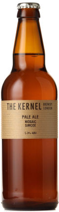 The Kernel Pale Ale Mosaic Simcoe