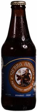 Sierra Andina Pachacutec Imperial Ale