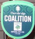 Thornbridge / Terrapin Coalition