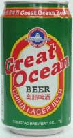 Tsingtao Great Ocean Beer 4.7%