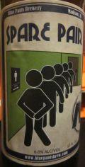 Blue Pants Spare Pair Pale Ale