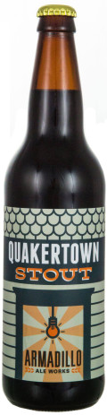 Armadillo Ale Works Quakertown Stout