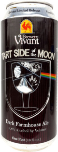 Brewery Vivant Tart Side of the Moon