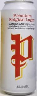 Londis Premium Belgian Lager
