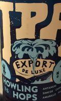 Howling Hops IPA Export No. 1 [Citra / Simcoe / Mosaic / Amarillo / Columbus]