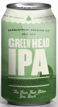 Newburyport Green Head IPA