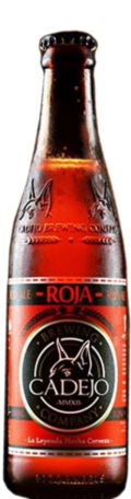 Cadejo Roja (Red) Ale