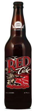 Left Coast Red Tide