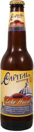 Capital Lake House Summer Lager