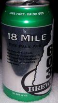 603 18 Mile Rye Ale