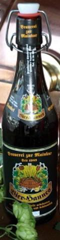 Bier-Hannes Dunkel Export