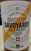 Savoyards BS Blonde
